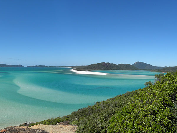 The Whitsundays is at the doorstep of Mango House Resort - adventures await (Photo by José Porras)